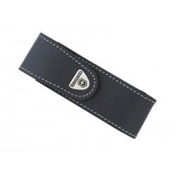 Étui cuir noir pour Victorinox Swisstool Plus