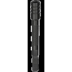Porte-embout long noir