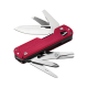 Leatherman Free T4 rouge profond - 12 outils