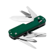 Leatherman Free T4 vert evergreen - 12 outils